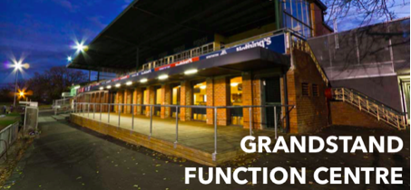 Grandstand Function Centre Graphic